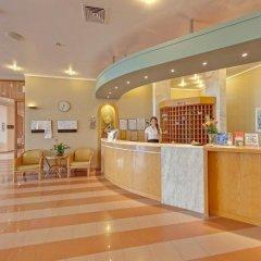 Possidi Holidays Resort & Suite Hotel интерьер отеля