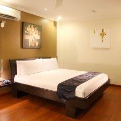 Отель Queens Hotel Филиппины, Пампанга - отзывы, цены и фото номеров - забронировать отель Queens Hotel онлайн комната для гостей фото 4