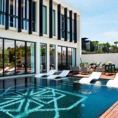 Отель Villa Diyafa Boutique Hôtel & Spa Марокко, Рабат - отзывы, цены и фото номеров - забронировать отель Villa Diyafa Boutique Hôtel & Spa онлайн бассейн