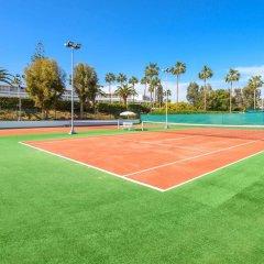 Отель Nissi Beach Resort спортивное сооружение