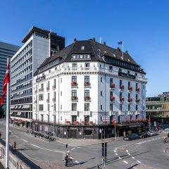 Отель Copenhagen Plaza