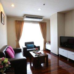 Апартаменты J Town serviced Apartments комната для гостей фото 5