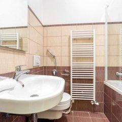 Отель Europa Брно ванная фото 2