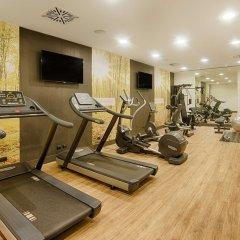 Отель Nh Collection President Милан фитнесс-зал фото 4