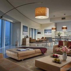 Отель Ascott Park Place Dubai комната для гостей фото 5