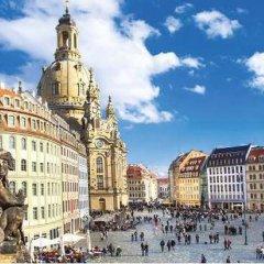 Отель Bülow Residenz Германия, Дрезден - отзывы, цены и фото номеров - забронировать отель Bülow Residenz онлайн фото 4