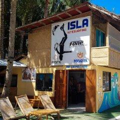 Отель Isla Kitesurfing Guesthouse Филиппины, остров Боракай - 1 отзыв об отеле, цены и фото номеров - забронировать отель Isla Kitesurfing Guesthouse онлайн развлечения