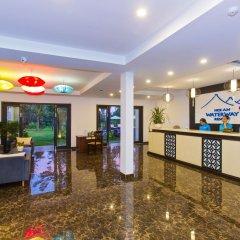 Отель Hoi An Waterway Resort интерьер отеля фото 2