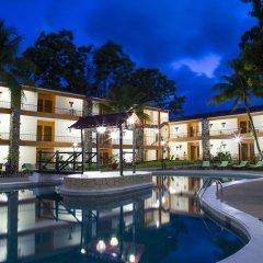 Plaza Palenque Hotel & Convention Center бассейн фото 2