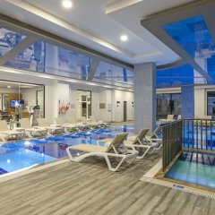 Отель Glamour Resort & Spa - All Inclusive фитнесс-зал фото 4
