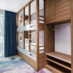 Hotel Villa Testa сейф в номере