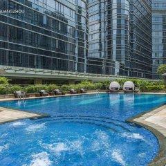 Отель Fraser Suites Guangzhou Китай, Гуанчжоу - отзывы, цены и фото номеров - забронировать отель Fraser Suites Guangzhou онлайн бассейн