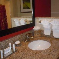 Отель Courtyard Vicksburg ванная