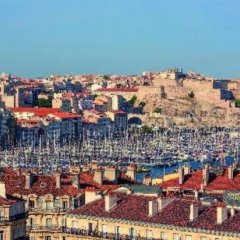 Отель Mercure Marseille Centre Vieux Port пляж фото 2