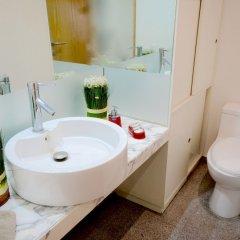 Отель Reforma 222 Мексика, Мехико - отзывы, цены и фото номеров - забронировать отель Reforma 222 онлайн ванная