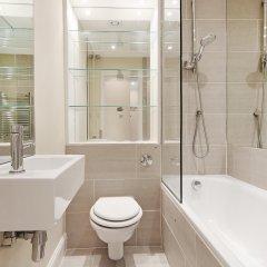 Апартаменты Harrods Apartments Лондон комната для гостей