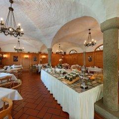 Hotel Lechnerhof Унтерфёринг питание фото 2