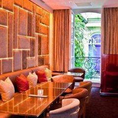 Отель Pershing Hall Париж гостиничный бар