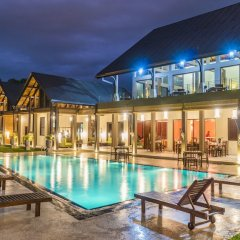 Отель Amora Lagoon Шри-Ланка, Сидува-Катунаяке - отзывы, цены и фото номеров - забронировать отель Amora Lagoon онлайн бассейн фото 3
