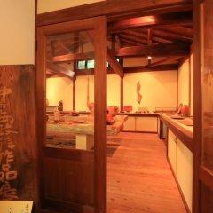 Отель Wa no Cottage Sen-no-ie Япония, Якусима - отзывы, цены и фото номеров - забронировать отель Wa no Cottage Sen-no-ie онлайн комната для гостей фото 2