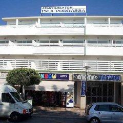 Апартаменты Magalluf Strip Apartment парковка