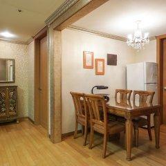 Апартаменты Gangnam Galaxy Apartment 1 в номере фото 2