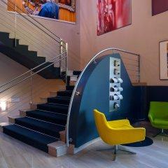 Отель Silken Amara Plaza Испания, Сан-Себастьян - 1 отзыв об отеле, цены и фото номеров - забронировать отель Silken Amara Plaza онлайн интерьер отеля