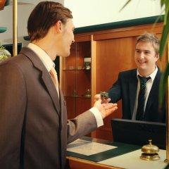 Отель Best Western City Hotel Moran Чехия, Прага - - забронировать отель Best Western City Hotel Moran, цены и фото номеров интерьер отеля фото 3