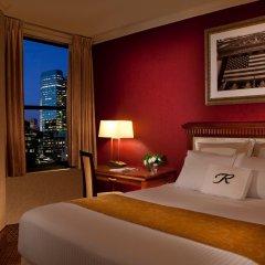 Отель The Roosevelt Hotel, New York City США, Нью-Йорк - 9 отзывов об отеле, цены и фото номеров - забронировать отель The Roosevelt Hotel, New York City онлайн сейф в номере