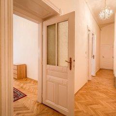 Апартаменты Apartments 39 Wenceslas Square комната для гостей фото 4