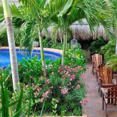 Отель La Pasion Hotel Boutique Мексика, Плая-дель-Кармен - отзывы, цены и фото номеров - забронировать отель La Pasion Hotel Boutique онлайн фото 2