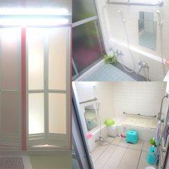 Отель Rodem House Япония, Фукуока - отзывы, цены и фото номеров - забронировать отель Rodem House онлайн ванная