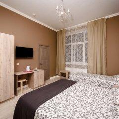 Гостиница Журавли комната для гостей фото 5