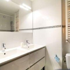 Отель Appartement Residence Plein Soleil Франция, Ницца - отзывы, цены и фото номеров - забронировать отель Appartement Residence Plein Soleil онлайн ванная фото 2
