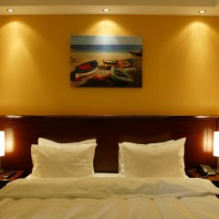 Отель Contact Сербия, Белград - отзывы, цены и фото номеров - забронировать отель Contact онлайн комната для гостей фото 2