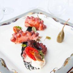 Отель Romantik Hotel Villa Pagoda Италия, Генуя - отзывы, цены и фото номеров - забронировать отель Romantik Hotel Villa Pagoda онлайн питание фото 2