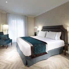 Отель Eurostars Casa de la Lírica Испания, Мадрид - 4 отзыва об отеле, цены и фото номеров - забронировать отель Eurostars Casa de la Lírica онлайн комната для гостей фото 5