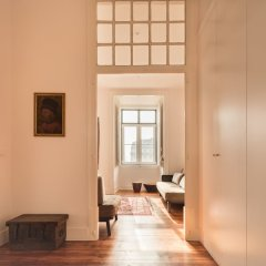 Апартаменты The Visionaire Apartments Лиссабон комната для гостей фото 5