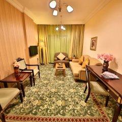 Отель Midtown Furnished Apartments ОАЭ, Аджман - отзывы, цены и фото номеров - забронировать отель Midtown Furnished Apartments онлайн комната для гостей фото 5