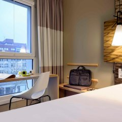 Отель ibis Leipzig City Германия, Лейпциг - отзывы, цены и фото номеров - забронировать отель ibis Leipzig City онлайн комната для гостей