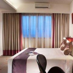 Отель Citadines Biyun Shanghai Китай, Шанхай - отзывы, цены и фото номеров - забронировать отель Citadines Biyun Shanghai онлайн комната для гостей фото 2
