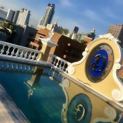 Отель Vista Residence Bangkok Бангкок фитнесс-зал