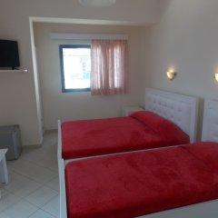Отель Kompleks Joni Албания, Саранда - отзывы, цены и фото номеров - забронировать отель Kompleks Joni онлайн комната для гостей фото 2