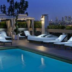Отель Chamberlain West Hollywood США, Уэст-Голливуд - отзывы, цены и фото номеров - забронировать отель Chamberlain West Hollywood онлайн бассейн