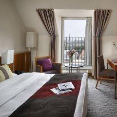 Отель K+K Hotel Maria Theresia Австрия, Вена - 3 отзыва об отеле, цены и фото номеров - забронировать отель K+K Hotel Maria Theresia онлайн комната для гостей фото 3