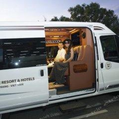 Отель MerPerle Hon Tam Resort городской автобус