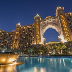 Atlantis The Palm in Dubai, United Arab Emirates from 385$, photos, reviews - zenhotels.com hotel front