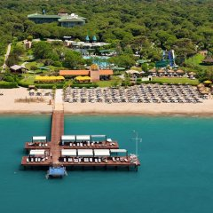 Gloria Verde Resort Турция, Белек - отзывы, цены и фото номеров - забронировать отель Gloria Verde Resort онлайн пляж фото 2