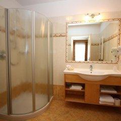 Hotel Sas Morin Долина Валь-ди-Фасса ванная