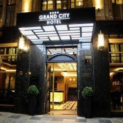Hotel Grand City Вроцлав вид на фасад